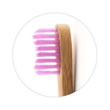 Humble Brush Dětský zubní kartáček Ultra Soft (růžový) 1 ks