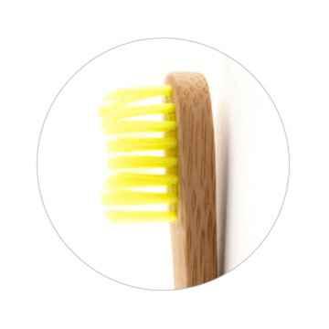 Humble Brush Dětský zubní kartáček Ultra Soft (žlutý) 1 ks