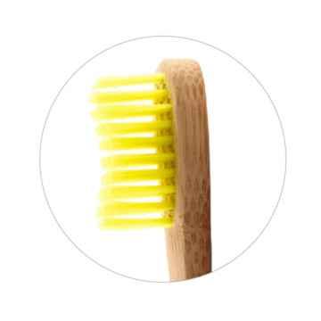 Humble Brush Zubní kartáček Soft (žlutý) 1 ks