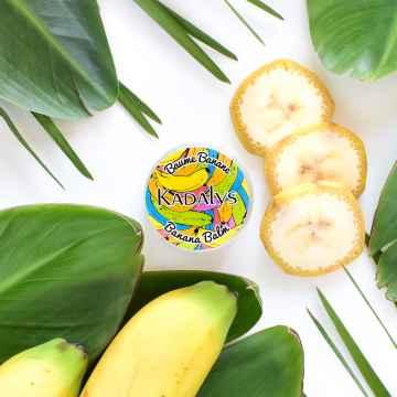 Kadalys BIO Balzám na rty s banánovou příchutí 7 g