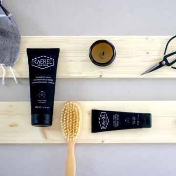 KAEREL SKIN CARE Šampon a sprchový gel pro muže 2v1 200 ml