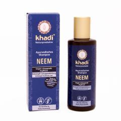 Khadí Šampon Neem proti lupům 210 ml