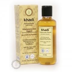 Khadí Vlasový olej Vitalita stimulující růst 210 ml