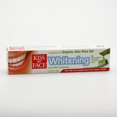 Kiss My Face Corp. Zubní pasta Whitening 127,6 g
