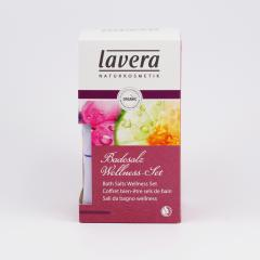 Lavera Koupelové soli v dárkovém balení, Body Spa 2014 6 ks po 80 g