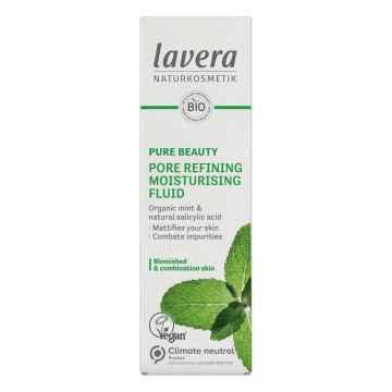Lavera Pure Beauty Zjemňující hydratační fluid 50 ml