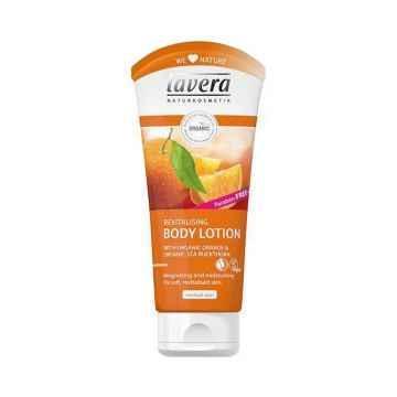 Lavera Tělové mléko pomeranč a rakytník, Body Spa 200 ml