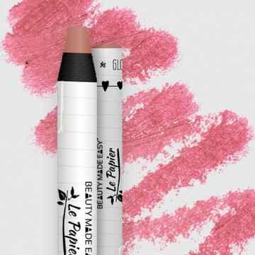 Beauty Made Easy Rtěnka lesklá, blush 6 g