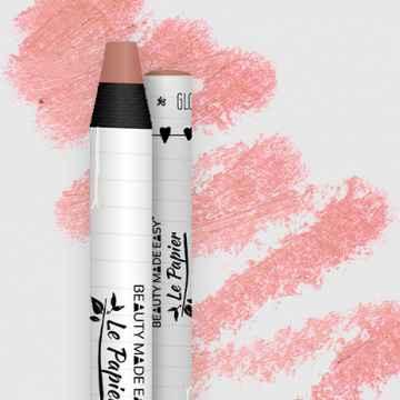 Beauty Made Easy Rtěnka lesklá, coral 6 g