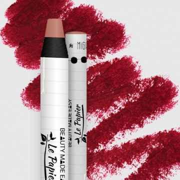 Beauty Made Easy Rtěnka matná, ruby 6 g