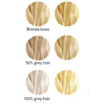 Les couleurs de Jeanne Barva na vlasy světlá blond 2 x 50 g