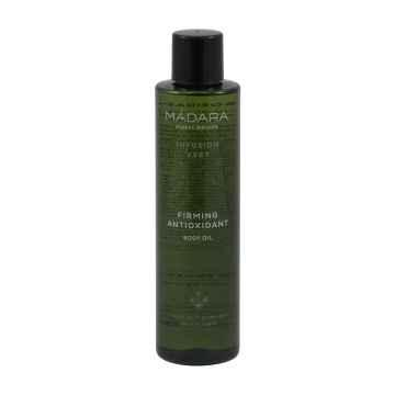 MÁDARA Zpevňující antioxidační tělový olej, Infusion Vert 200 ml