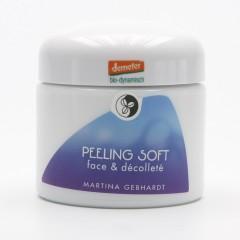 Martina Gebhardt Peeling na obličej a dekolt 100 ml