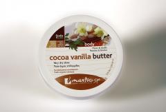 Mastic spa Tělové máslo Cocoa Vanilla, Bio Eco 150 ml