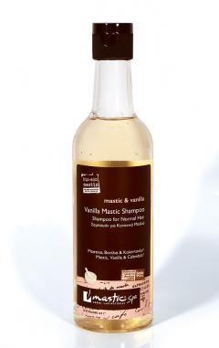 Mastic spa Šampon na normální vlasy Vanilla, Bio Eco 300 ml