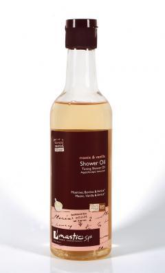 Mastic spa Sprchový olej Vanilla, Bio Eco 250 ml