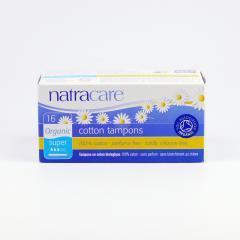 Natracare Tampóny Super s aplikátorem 16 ks