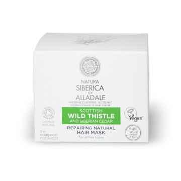 Natura Siberica Obnovující vlasová maska, Alladale 120 ml