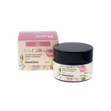 Kvitok Krémový deodorant dámský, Ranní rosa 30 ml