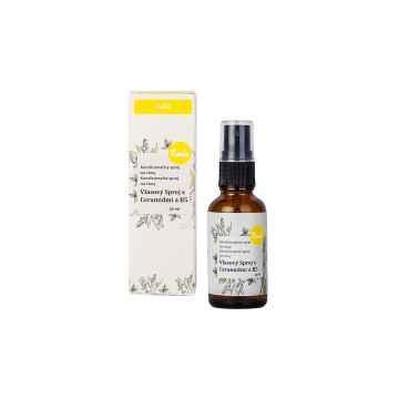 Kvitok Vlasový sprej s ceramidy a B5 30 ml