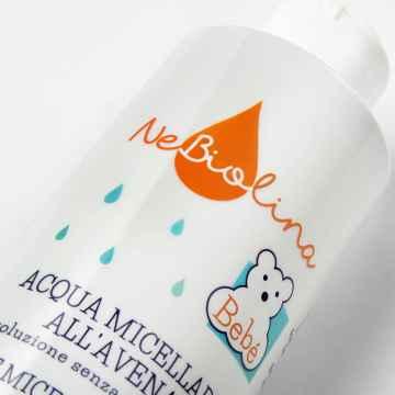 NeBiolina Bebé Ovesná micelární voda 200 ml