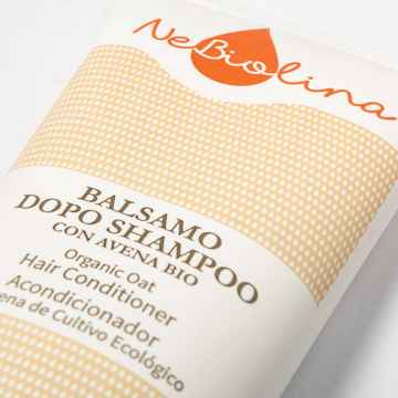 NeBiolina Vlasový kondicionér oves 200 ml