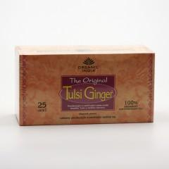 Organic India Čaj Tulsi Ginger, bio 43,5 g, 25 ks