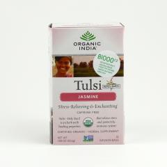 Organic India Čaj Tulsi Jasmine, bio 30,6 g, 25 ks