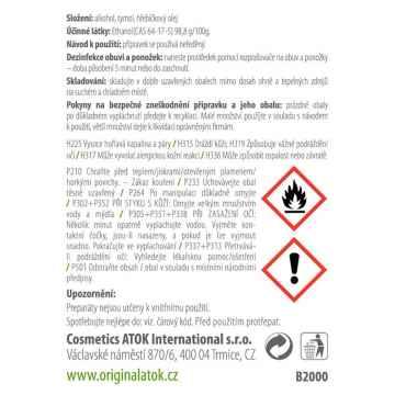 Original ATOK Dezinfekce Thymosan 130 ml, sprej