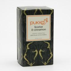 Pukka Čaj ayurvédský Cocoa Licorice Cinnamon, bio 40 g, 20 ks