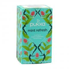 Pukka Čaj ayurvédský Mint Refresh, bio 40 g, 20 ks
