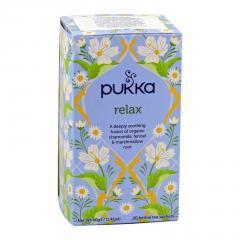 Pukka Čaj ayurvédský Relax, bio 40 g, 20 ks