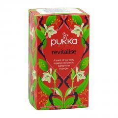 Pukka Čaj ayurvédský Revitalise, bio 40 g, 20 ks