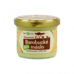 Purity Vision Bambucké máslo, bio 200 ml
