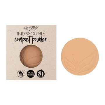puroBIO cosmetics Kompaktní pudr 04 9 g náplň