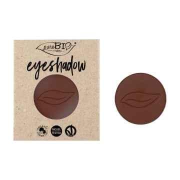 puroBIO cosmetics Minerální oční stíny 03 Brown 2,5 g náplň
