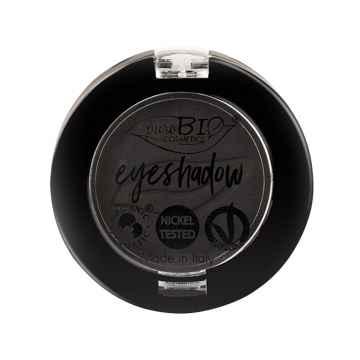 puroBIO cosmetics Minerální oční stíny 04 Black 2,5 g