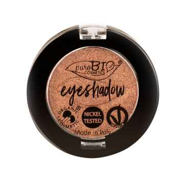 puroBIO cosmetics Minerální oční stíny 05 Copper 2,5 g