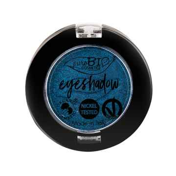 puroBIO cosmetics Minerální oční stíny 07 Blue 2,5 g