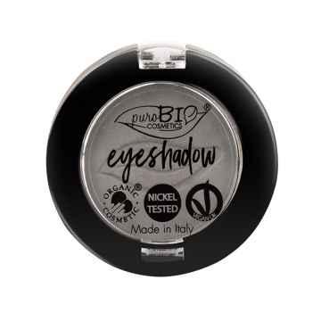 puroBIO cosmetics Minerální oční stíny 10 Gray 2,5 g
