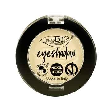puroBIO cosmetics Minerální oční stíny 11 Yellow Banana 2,5 g