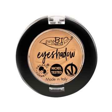 puroBIO cosmetics Minerální oční stíny 12 Peach 2,5 g