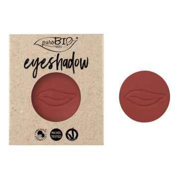 puroBIO cosmetics Minerální oční stíny 13 Marsala 2,5 g náplň