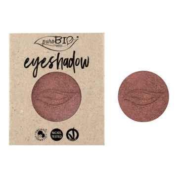 puroBIO cosmetics Minerální oční stíny 15 Rose Dove-Grey 2,5 g náplň