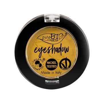 puroBIO cosmetics Minerální oční stíny 18 Yellow Indian 2,5 g