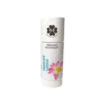 RaE Přírodní deodorant s vůní indického lotosu 25 ml