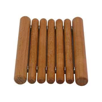 Redecker Mýdlenka z bukového dřeva s nerezovou spojnicí 1 ks