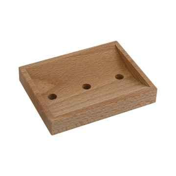 Redecker Mýdlenka z bukového dřeva, hranatá 1 ks