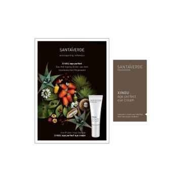 Santaverde Oční krém Xingu, special anti-age care 1 ml