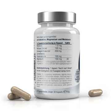 smartsleep RELAX & SLEEP 30 kapslí, 25,17 g